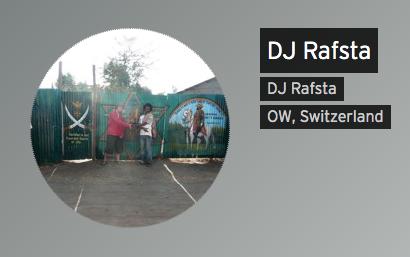 DJ Rafsta & s'Waldfriede Stuido
